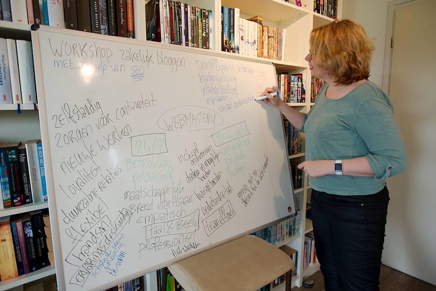 bloggen, workshop, zakelijk, seo