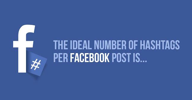 hashtags, facebook, tips
