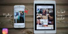 Waarom je voorzichtig moet zijn met staande foto's op social media