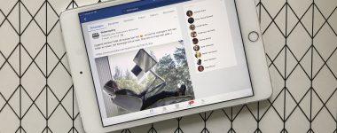 Tijdlijn van Facebook toont minder berichten organisaties; zo blijf je toch gezien