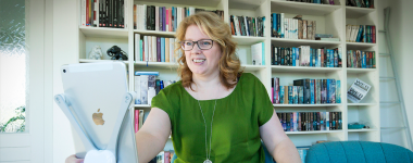 Forum Magazine interviewt Margaret over inclusief ondernemen