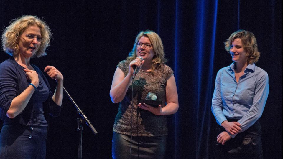Webmastery wint Ctalents Diamond Award voor werken met slechthorende medewerkers
