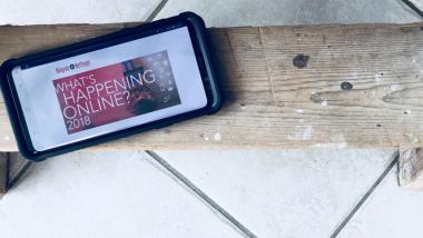 What's happening online in 2018 – de krenten uit de pap