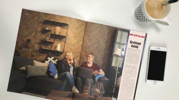 het nieuwe werken: Divosa interviewt Margaret en Janneke