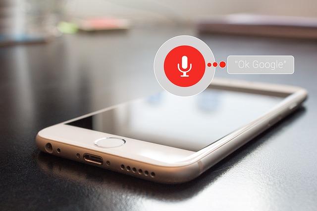 Voice search: één van de SEO-trends van 2019.