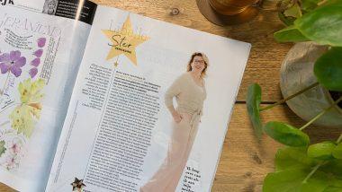 Margaret Massop genomineerd voor de Libelle Ster 2019