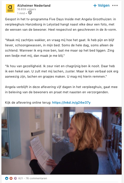 Terugkijktip Alzheimer NL